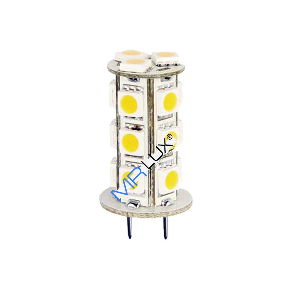 led 18 smd 5050 320 led lampe 280 lumen 3 5watt halogen ebay. Black Bedroom Furniture Sets. Home Design Ideas